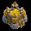 Armazenamento de Ouro Nível 11 - Clash of Clans