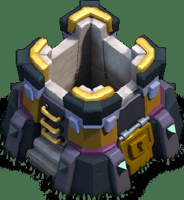 Armazenamento de Ouro - Clash of Clans