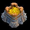 Armazenamento de Ouro Nível 9 - Clash of Clans