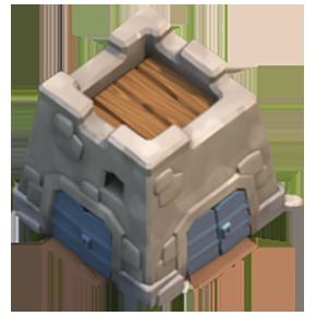 Wiki Castelo do Clã nível 1