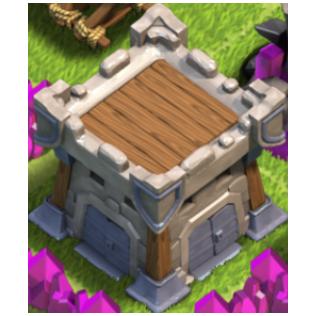 Wiki Castelo do Clã nível 3