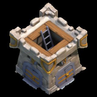 Wiki Castelo do Clã nível 4