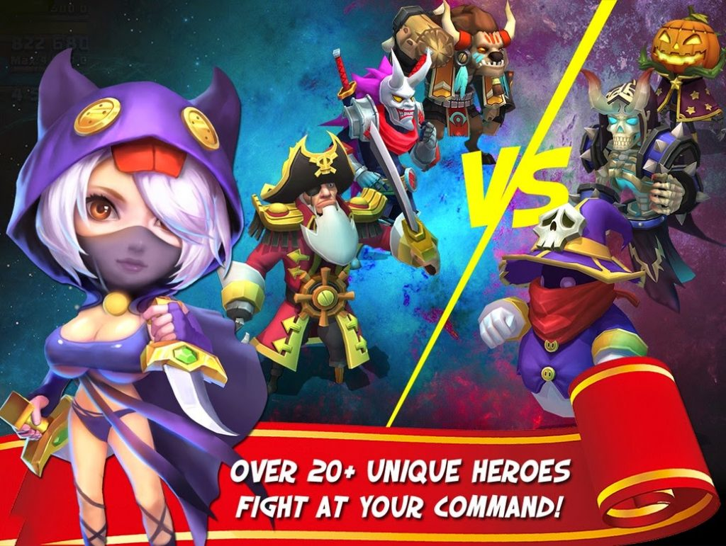 Clash of Lords iphone android