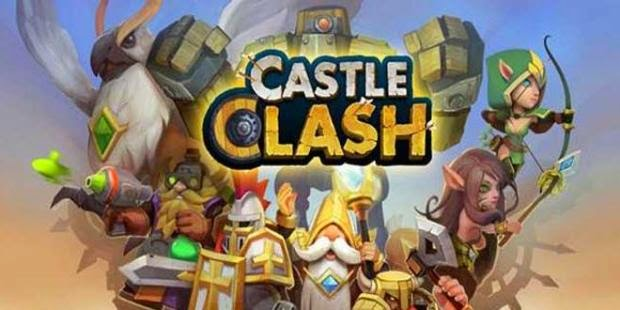 Clash of Lords Dicas