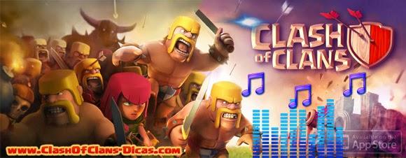 Música Clash of Clans versão Remix