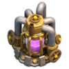 Coletor de Elixir Nível 10 - Clash of Clans
