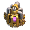 Coletor de Elixir Nível 11 - Clash of Clans