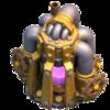 Coletor de Elixir Nível 12 - Clash of Clans