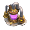 Coletor de Elixir Nível 6 - Clash of Clans