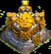 Armazenamento de Ouro Nível 12 - Clash of Clans