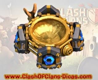 Fabrica de Feitiços - Clash of Clans