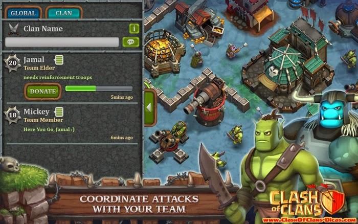 Clans Clash Download