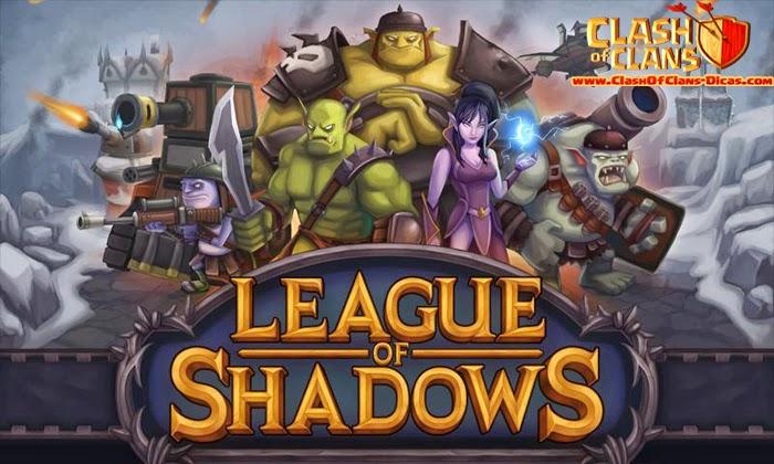 Clans Clash  League of Shadows dicas