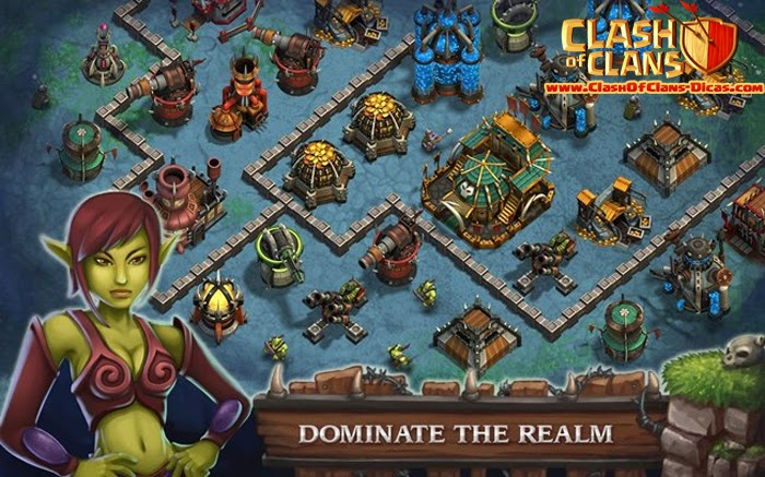 Hack para Clans Clash