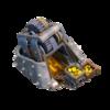 Mina de Ouro Nível 11 - Clash of Clans