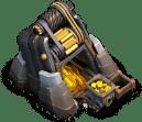 Mina de Ouro Nível 14 - Clash of Clans