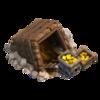 Mina de Ouro Nível 3 - Clash of Clans