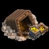 Mina de Ouro Nível 4 - Clash of Clans