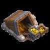 Mina de Ouro Nível 6 - Clash of Clans