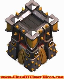 Tudo sobre a torre arqueira - custo, defesa e melhorias