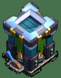 Torre Arqueira Nível 18 - Clash of Clans