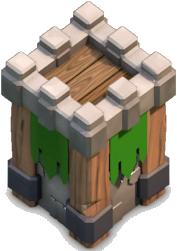 Torre Arqueira - Clash of Clans