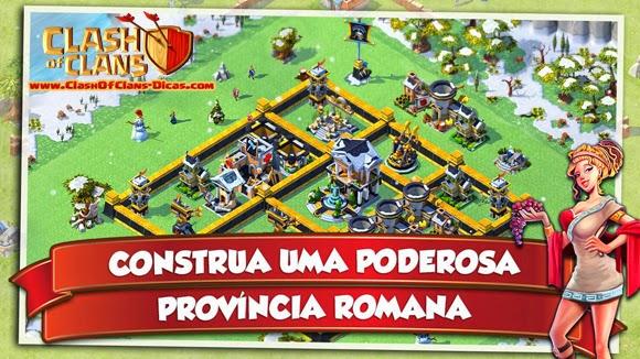 Total Conquest Dicas
