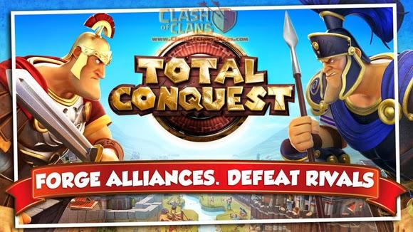 Total Conquest iPhone
