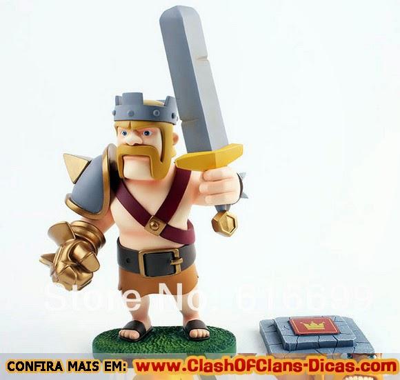 dica action figures de clash of clans para comprar clash of clans