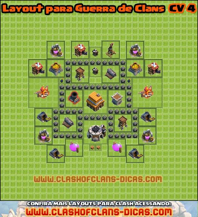 clash of clans - Guerra