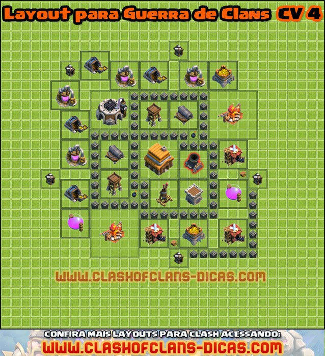 layout proteger cv 4 - Layout Cv 4 Guerra
