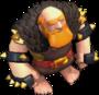 Gigante nível 8 Clash of Clans