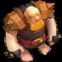 Gigante nível 9 Clash of Clans