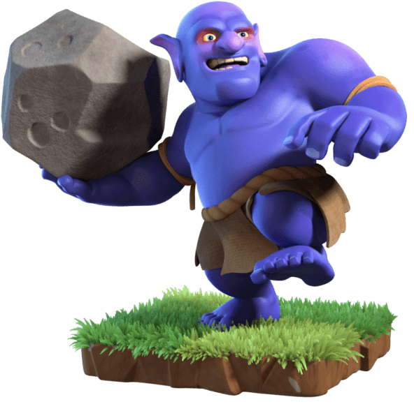 Lançador do Clash of Clans