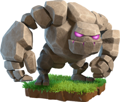 Golem do Clash of Clans
