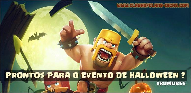Evento Halloween Clash of Clans 2014