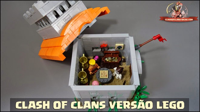 Clash Royale Lego Builds Instrctions