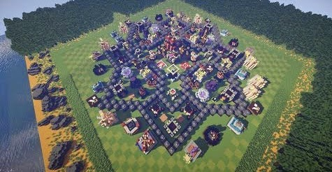 Clash Of Clans Buildings In Minecraft