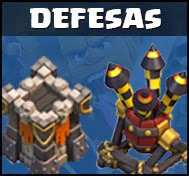 Wiki Clash of Clans - Defesas