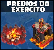 Wiki Clash of Clans - Prédios do exército