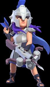 Skin Rainha Arqueira - Rainha Gladiadora