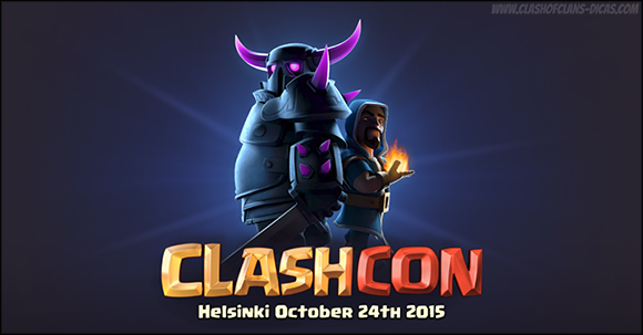 ClashCON - Event Clash of Clans in Helsinki, Finland