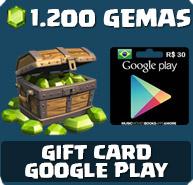 Comprar 1.200 Gemas Clash of Clans