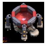Fábrica de Feitiços sombrios nível 2 - Clash of Clans