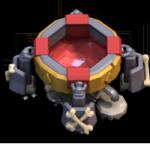 Fábrica de Feitiços sombrios nível 3 - Clash of Clans