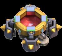 Fábrica de Feitiços sombrios nível 4 - Clash of Clans
