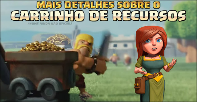 Loot Cart - Clash of Clans