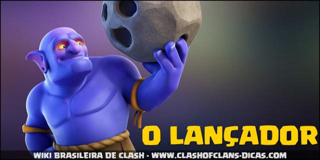 Lançador - Clash of Clans