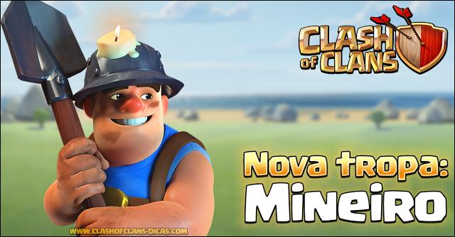 Sneak Peek #5: Mineiro (Nova Tropa)