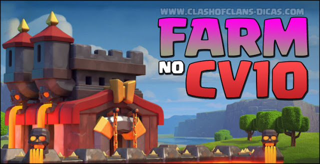 Melhor liga para FARM CV10